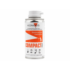 Очиститель - спрей Konoos Сжатый воздух для продувки пыли KAD-210, 210 мл