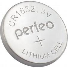 Элемент питания литиевый PERFEO CR1632