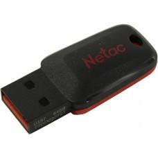 Флеш Диск Netac U197 64Gb <NT03U197N-064G-20BK>, USB2.0