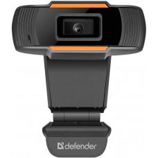 Веб-камера DEFENDER G-lens 2579 HD720p 2МП DEFENDER