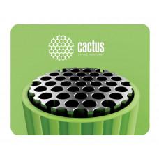 Коврик для мыши Cactus CS-MP-C01S зеленый 250x200x3мм