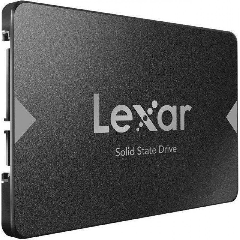 SSD накопитель 240GB Lexar NQ100 2.5'' SATA (6Gb/s) Solid-State Drive, up to 550MB/s Read and 450 MB/s write