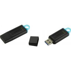 Накопитель KINGSTON 64GB USB3.2 Gen 1 DataTraveler Exodia (Black + Teal)