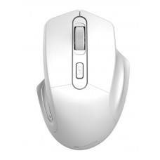 Мышь CANYON 2.4GHz Wireless Optical Mouse with 4 buttons, DPI 800/1200/1600, Pearl white, 115*77*38mm, 0.064kg