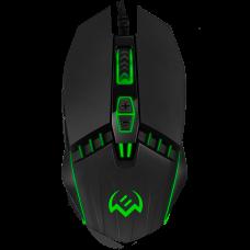 Игровая мышь SVEN RX-G810 (5+1кл. 800-4000 DPI, ПО, SoftTouch, подсветка, игров. упак)