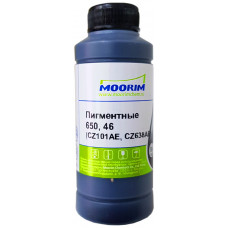 Чернила HP 650, 46 Moorim (100мл) Black Pigment