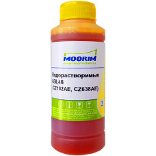 Чернила HP 650, 46 Moorim (100мл) Yellow