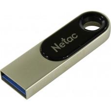Флеш Диск Netac U278 64Gb <NT03U278N-064G-30PN>, USB3.0, металлическая матовая