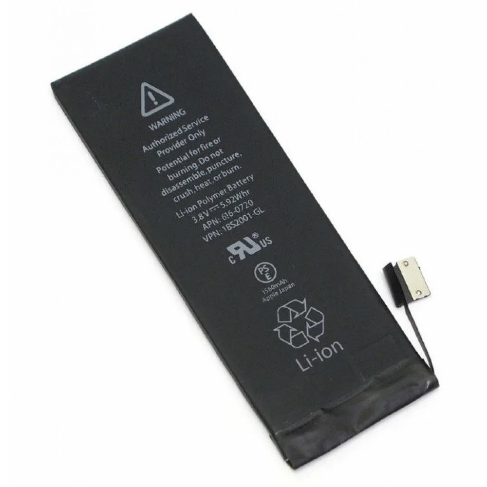 Аккумулятор для iPhone 5S / 5C 1560 mAh ORG 100%