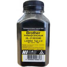 Тонер Hi-Black для Brother Универсальный HL-2130/2230 Тип 2.0 100 г, банка