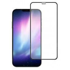 Защитное стекло для iPhone 12 Pro Max Черное
