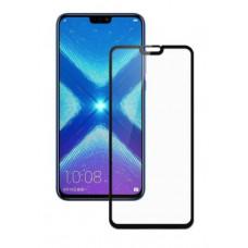 Защитное стекло для Huawei Honor 8X/9X Lite Черное