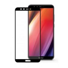 Защитное стекло для Huawei Honor 9 Lite Черное