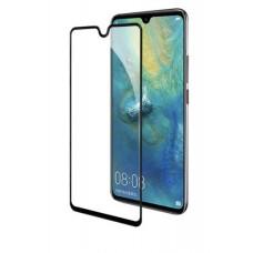 """Защитное стекло """"Полное покрытие"""" для Huawei Mate 20 Lite Черное"""