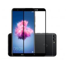 Защитное стекло для Huawei P Smart Черное