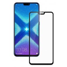 "Защитное стекло ""Премиум"" для Huawei Honor 8X/9X Lite Черное"