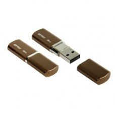 Флеш Диск Silicon Power 64Gb Luxmini 720 SP064GBUF2720V1D USB2.0 бронзовый USB 2.0