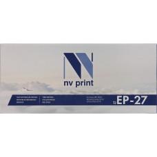 Картридж NV Print Canon EP-27 для LBP 3200, MF5630, 5650, 3110, 5730, 5750, 5770 (2500k)