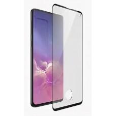 Защитное стекло для Samsung G973F (S10) c вырезом для работы отпечатка Полное покрытие