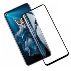 """Защитное стекло """"Полное покрытие"""" для Huawei Honor 20/20 Pro/Nova 5T Черное"""
