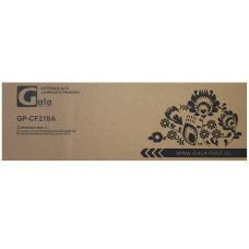 Картридж GP-CF218A-BK (№18A) для принтеров HP LJ Pro M104a, M104w, M132a, M132fn, M132fw, M132nw 1400 копий (с чипом) GalaPrint