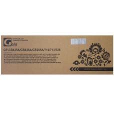 Тонер-картридж GalaPrint GP-CB435, 436, CE285A, 712, 725 для HP 2000 стр.