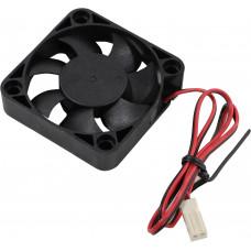 Вентилятор ExeGate EX05010S2P, 50x50x10 мм, подшипник скольжения, 2pin, 4500RPM, 24dBA