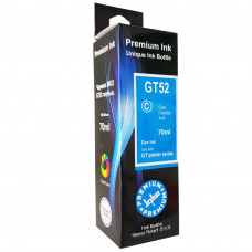 Чернила HP GT52 INKO PREMIUM C (100 мл в коробочке)