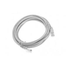 Патч-корд UTP кат. 5e, 1.5м Exegate серый