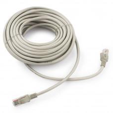 Патч-корд UTP Gembird/Cablexpert PP12-15M кат.5e, 15м, литой, многожильный