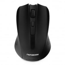Мышь беспров. Гарнизон GMW-405, чип X2, черный, 1600 DPI, 3 кн.+ колесо-кнопка