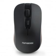 Мышь беспров. Гарнизон GMW-420, чип X2, черный, 1600 DPI, 3 кн.+ колесо-кнопка, блистер