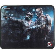 """Коврик для мыши Gembird MP-GAME24, рисунок- """"""""Survarium"""""""", размеры 250*200*3мм, ткань+резина, оверлок"""
