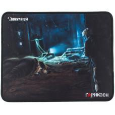 Коврик для мыши Гарнизон GMP-115, игровой, дизайн - игра Survarium, ткань/резина, размеры 200 x 250 x 3 мм