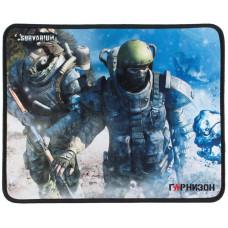 Коврик для мыши Гарнизон GMP-105, игровой, дизайн - игра Survarium, ткань/резина, размеры 200 x 250 x 3 мм