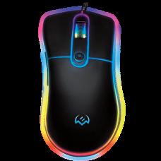 Игровая мышь SVEN RX-G940 USB (5+1кл. 600-6000 DPI, SoftTouch, подсветка, игров. упак)