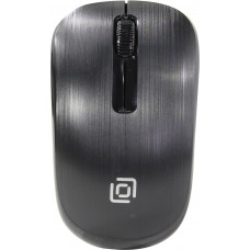 Мышь Oklick 525MW черный оптическая (1000dpi) беспроводная USB (2but)